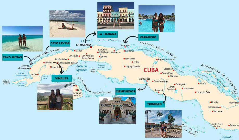 itinerario de cuba en 15 dias_ la cadena viajera
