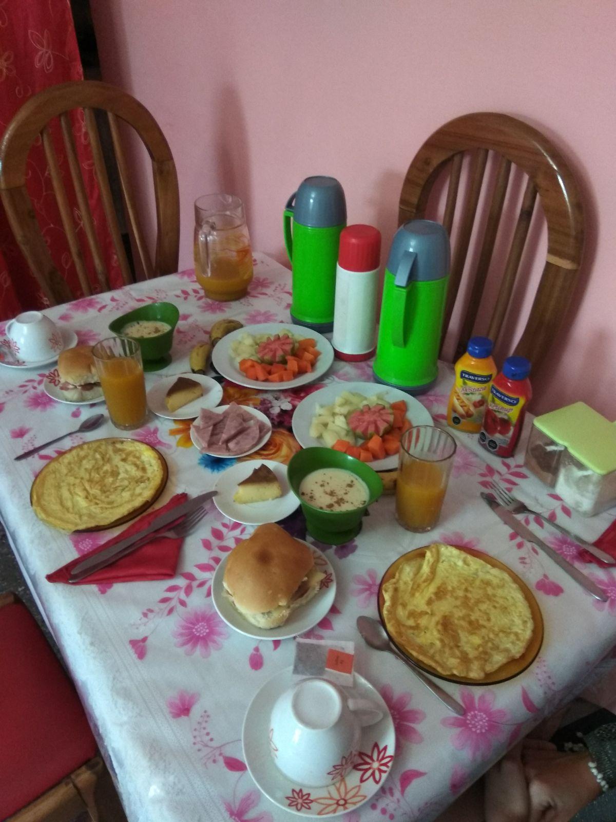 Dormir en casas particulares en Cuba - Viñales- la cadena viajera