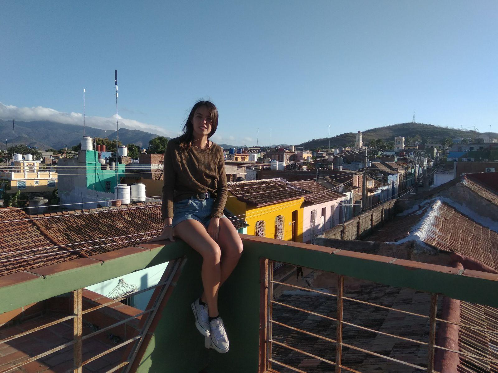 Dormir en casas particulares en Cuba - Trinidad- la cadena viajera