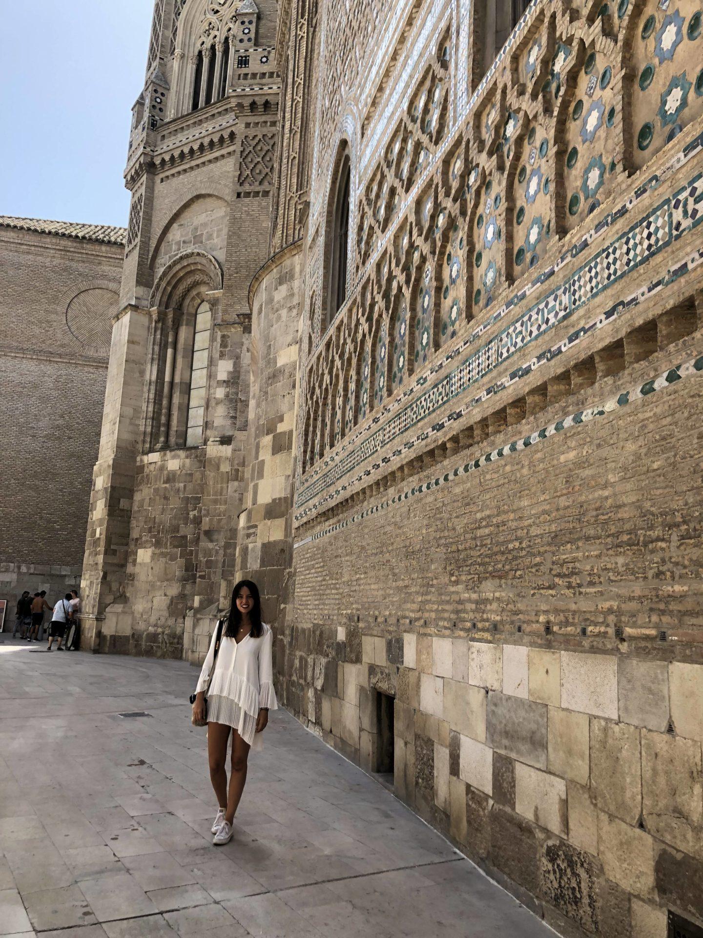 La Seo Zaragoza - La cadena viajera