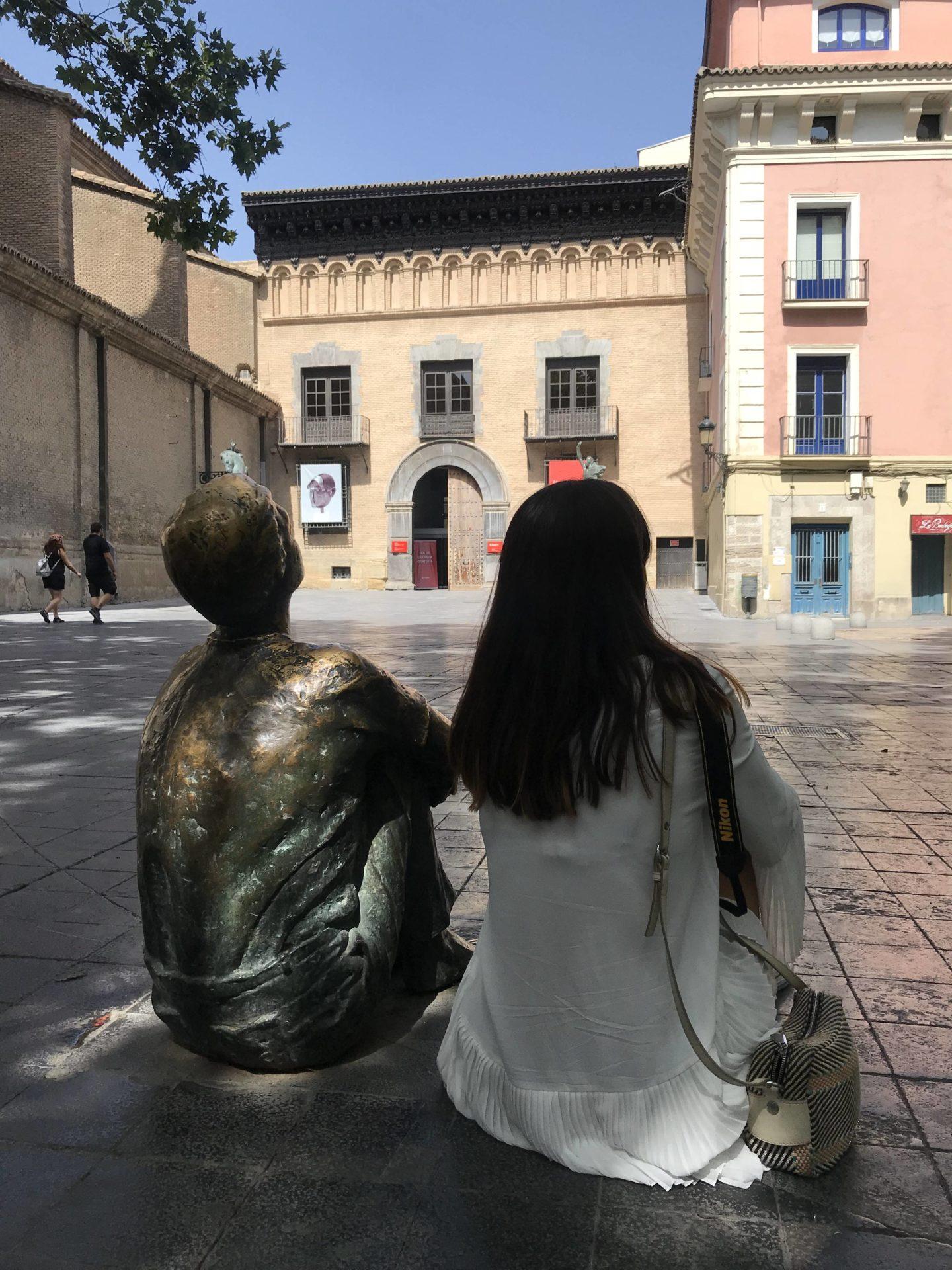 Niño Plaza San Felipe- la cadena viajera