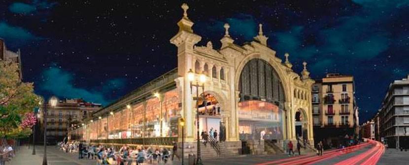 Mercado Central- Zaragoza