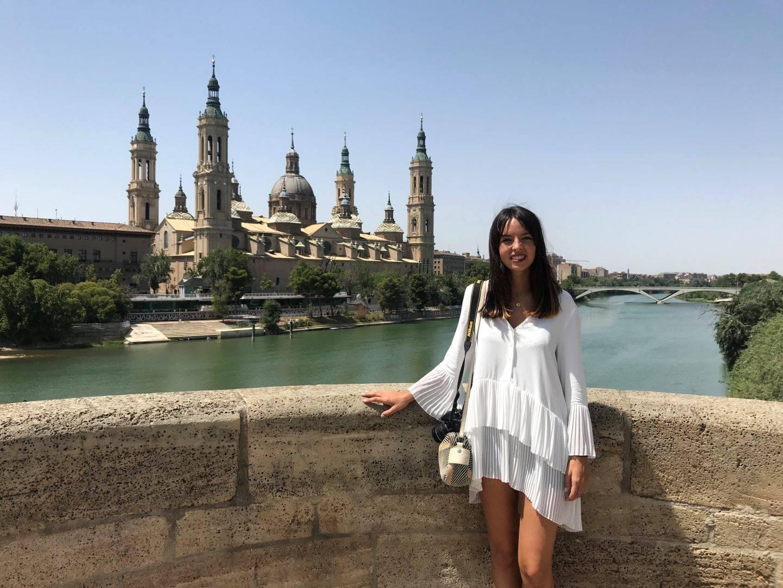 Puente de Piedra Zaragoza - La cadena viajera