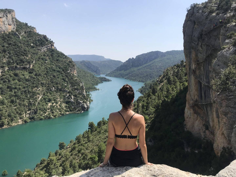 Excursión por el Congost de Mont-rebei