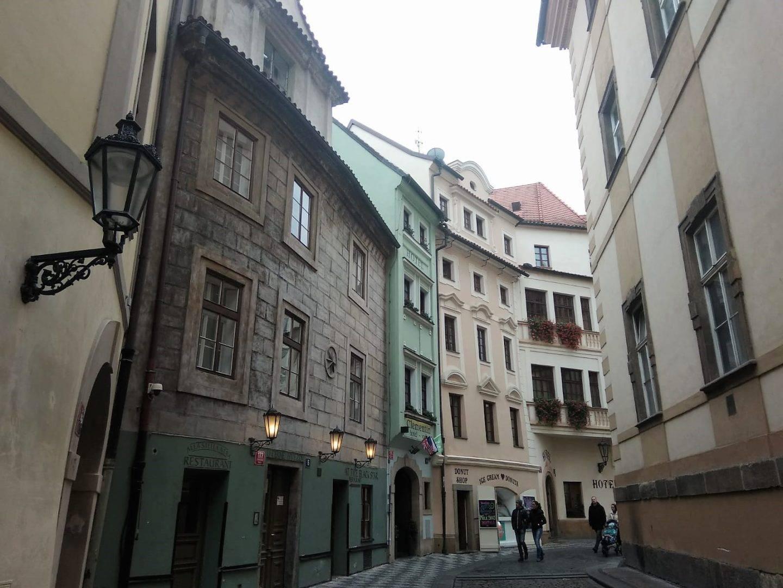 Barrio Judio de Praga - La Cadena Viajera