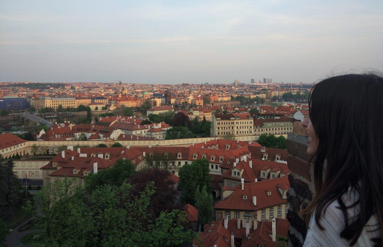 La Cadena Viajera en Praga