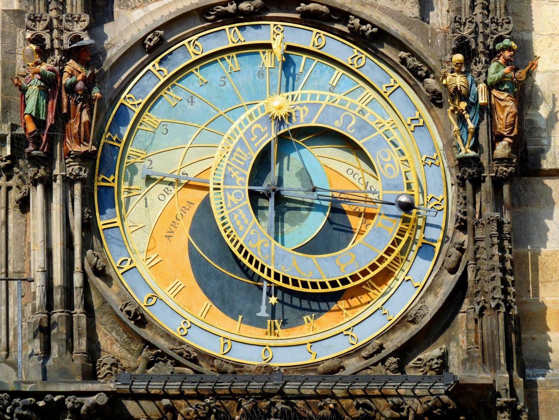 Reloj astronomico de Praga - La Cadena Viajera