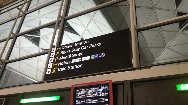como ir del aeropuerto a londres-la cadena viajera