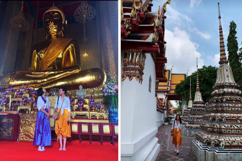 que ver y hacer en bangkok en 2 días