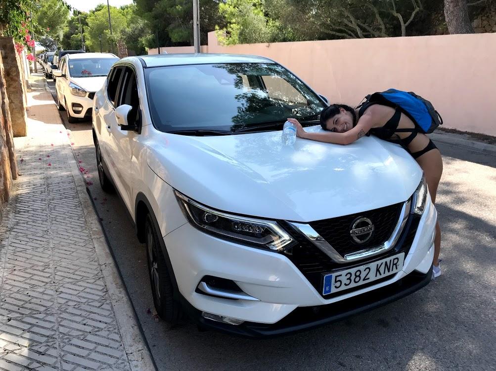Alquilar coche en Mallorca