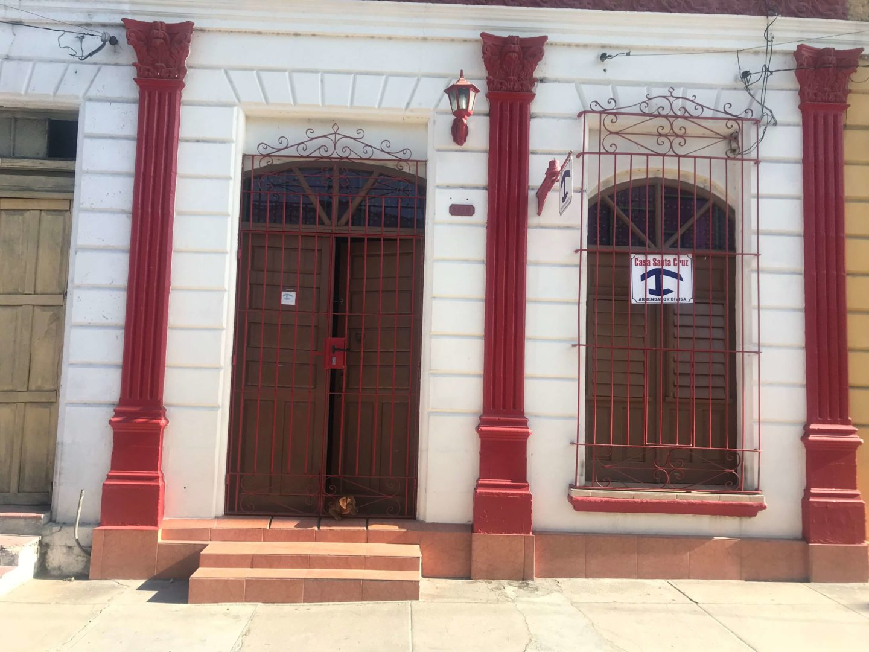 dormir en casas particulares en Cuba -la cadena viajera